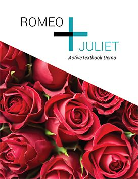 Romeo and Juliet - sample book